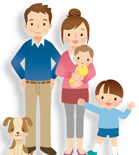 clipart family